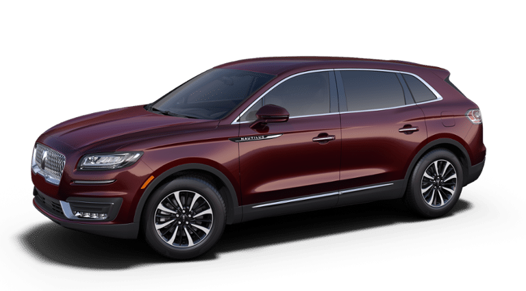 New 2019 Lincoln Nautilus Select Crossover in Grand Rapids, MI